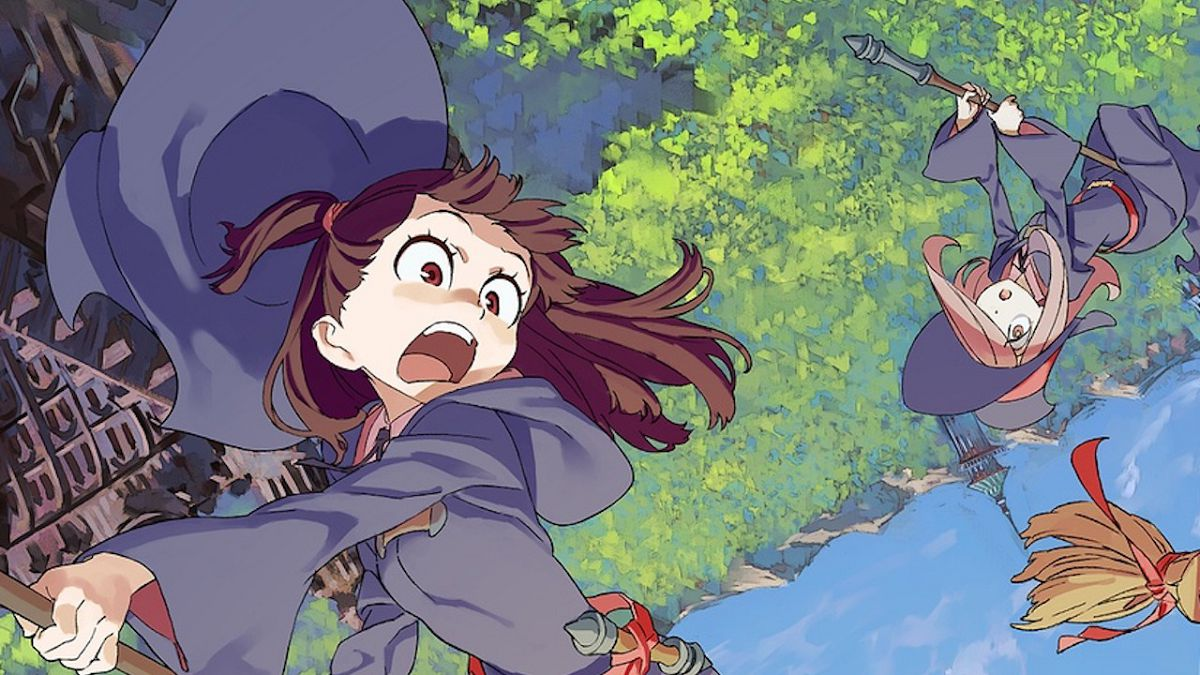 Little Witch Academia: Chamber of Time – Recensione
