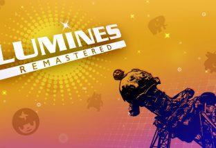 Posticipato il debutto di Lumines Remastered
