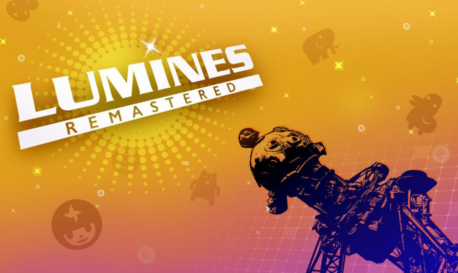 Posticipato il debutto di Lumines Remastered