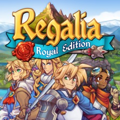Cover Regalia: Of Men and Monarchs