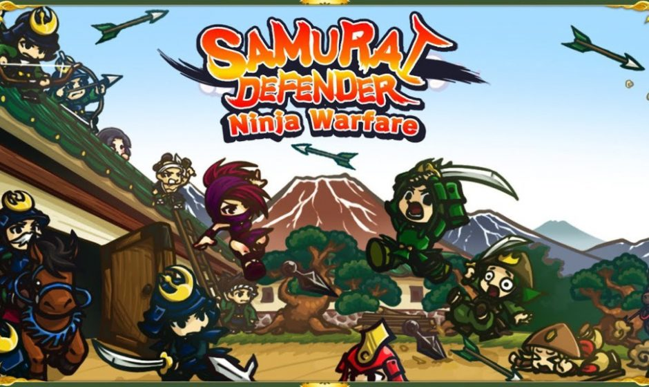 Trailer per Samurai Defender: Ninja Warfare