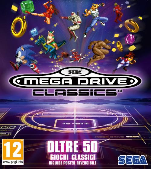 Cover Sega Mega Drive Classics