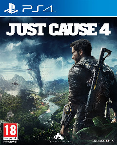 Cover Just Cause 4