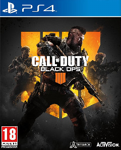 Cover Call of Duty: Black Ops IIII