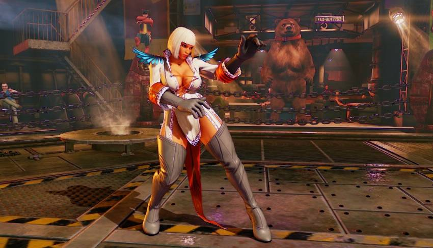 Street Fighter V: costumi di Devil May Cry e nuovo update