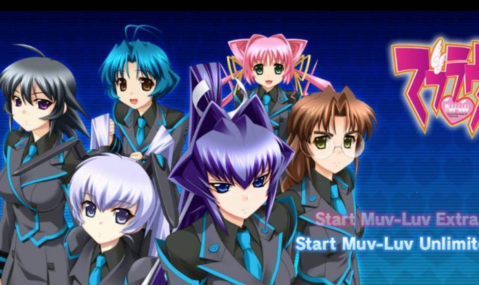 Muv-Luv - Recensione (PlayStation Vita)