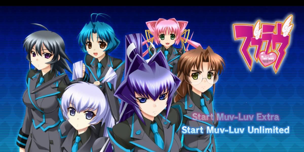 Muv-Luv – Recensione (PlayStation Vita)