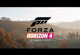 Forza Horizon 4: annuncio e data d'uscita