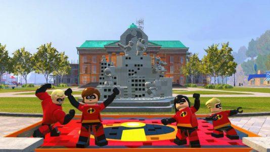 LEGO: Gli Incredibili