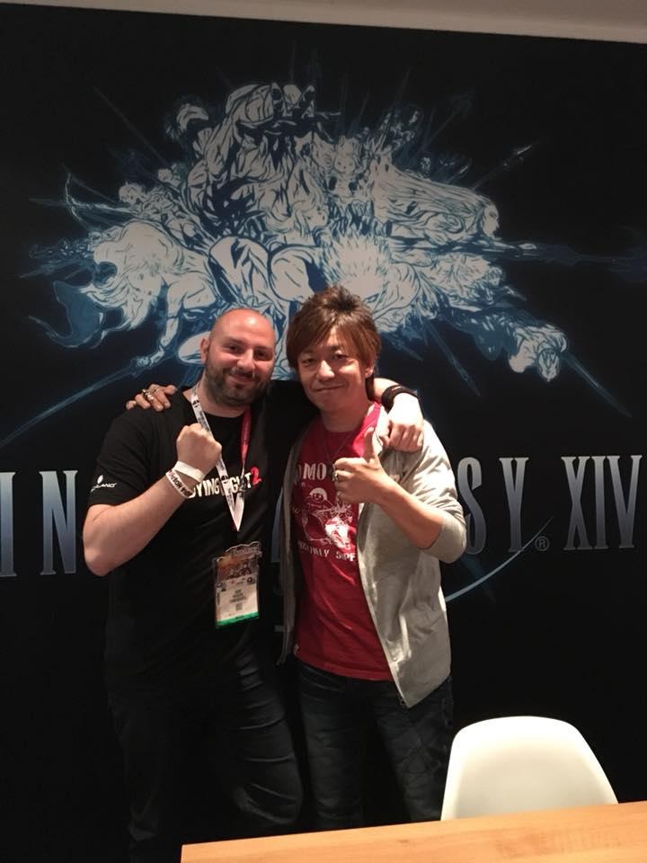 E3 2018: Intervista a Naoki Yoshida