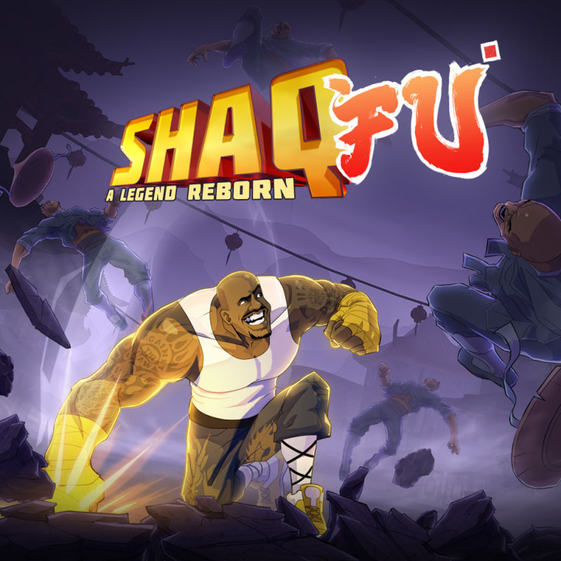 Cover Shaq Fu: A Legend Reborn