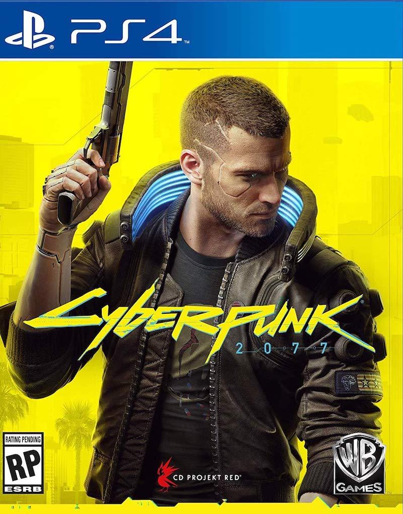 Cover Cyberpunk 2077
