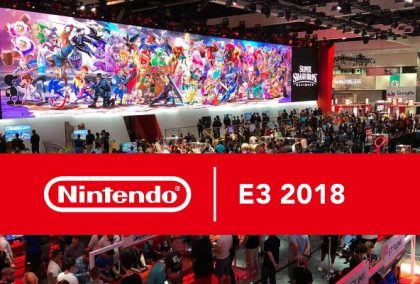 E3 2018 Nintendo: Provati Super Smash Bros. Ultimate e tanti altri