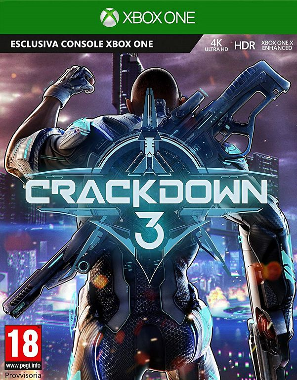 Cover Crackdown 3