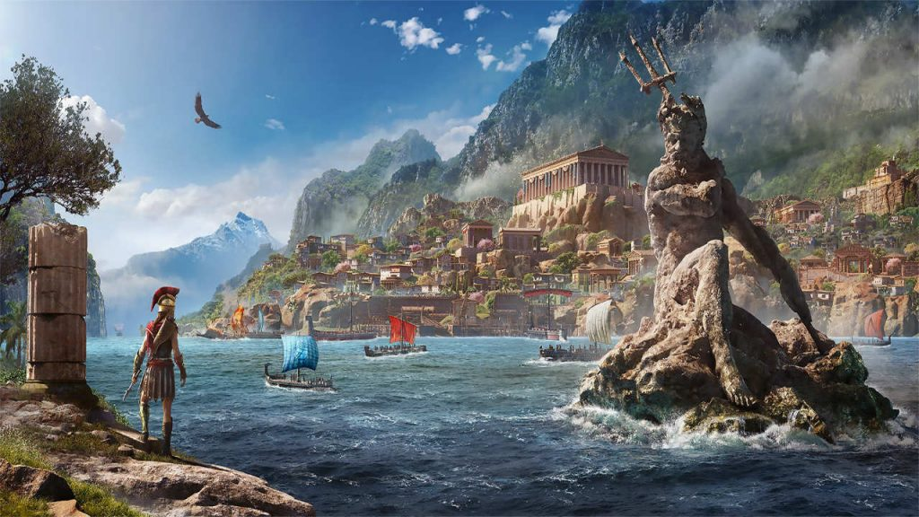 Assassin's Creed Odyssey Il Tormento di Ade