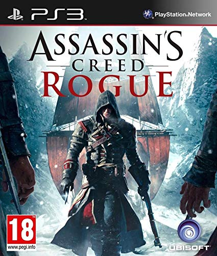 Cover Assassin's Creed Rogue