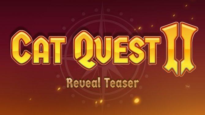 Cat Quest II annunciato con un teaser trailer