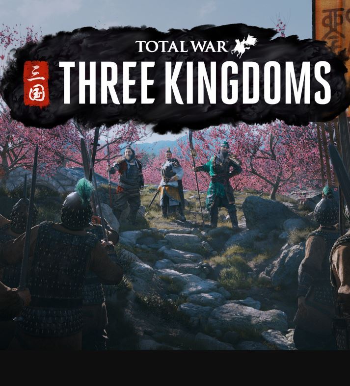 Cover Total War: Three Kingdoms