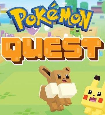 Cover Pokémon Quest
