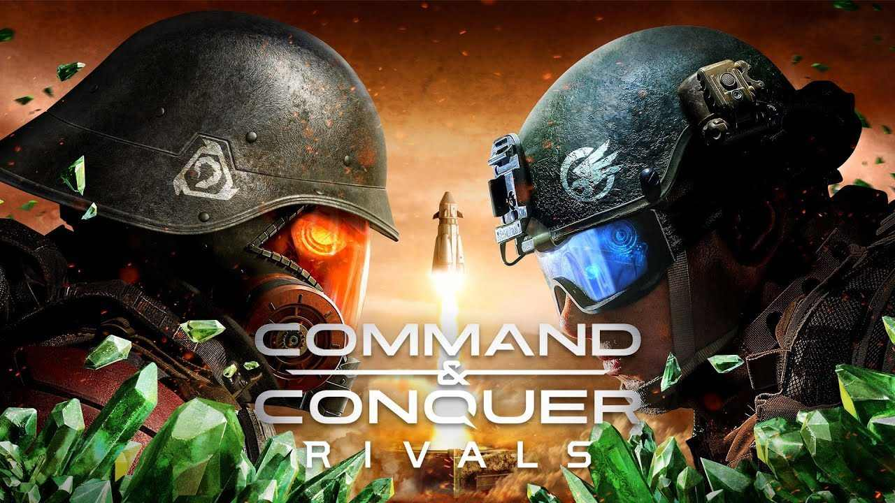 Cover Command & Conquers Rivals