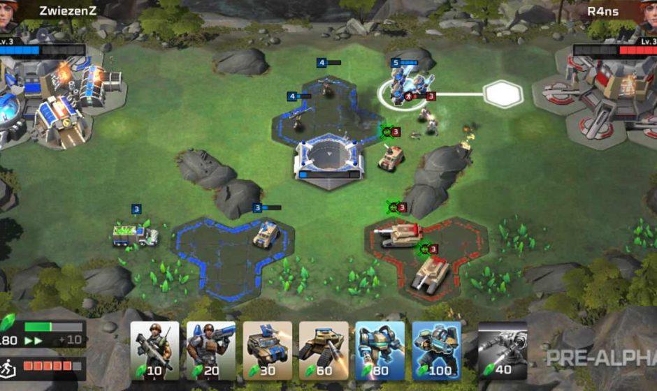 Command & Conquers Rivals
