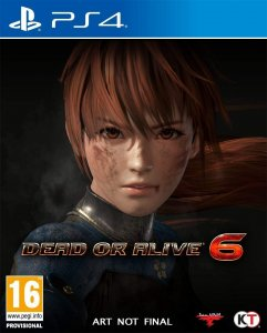 Cover Dead or Alive 6
