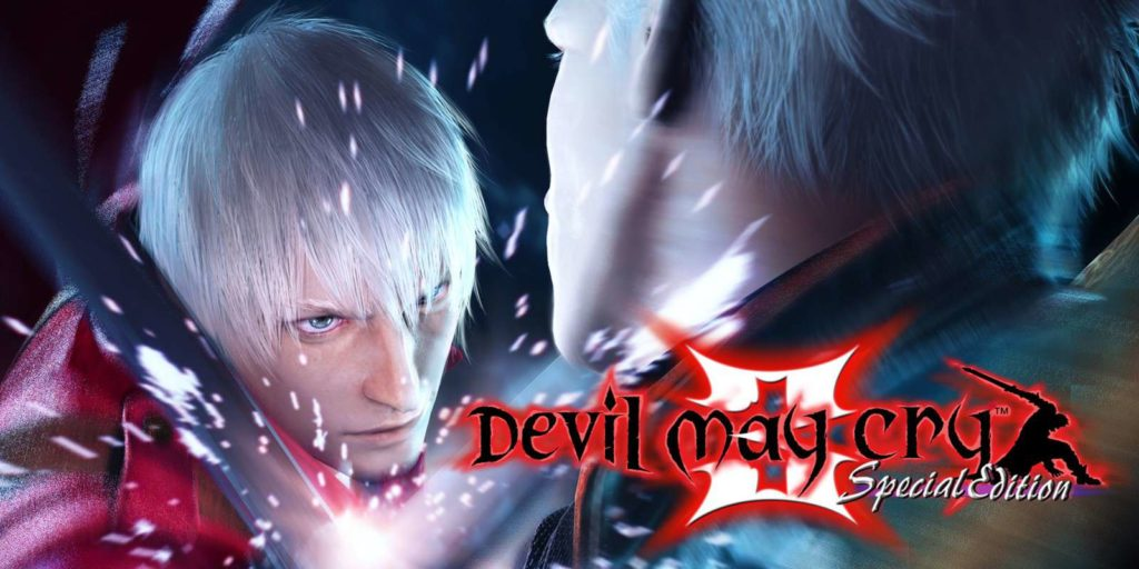 Devil May Cry 3 Special Edition -
