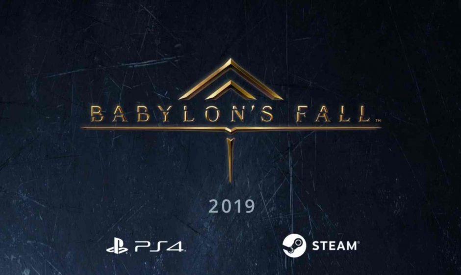 Platinum Games e Square-Enix annunciano Babylon's Fall