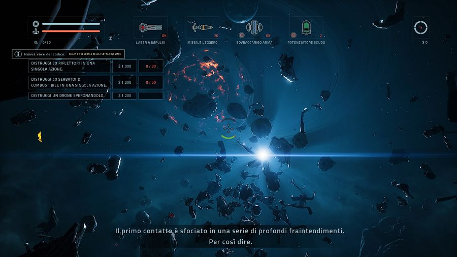 Intervista a Rockfish Games, i creatori di Everspace