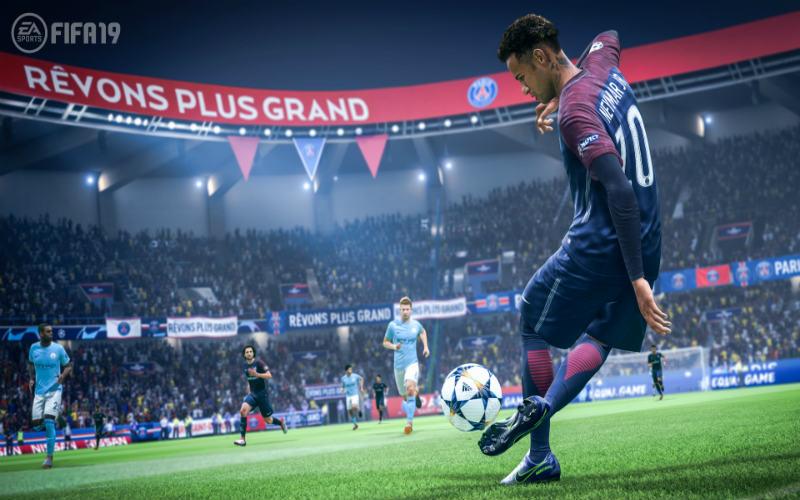 E3 2018: EA conferma la Champions League in FIFA 2019