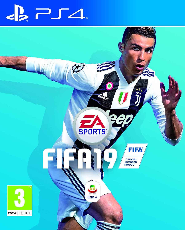 Cover FIFA 19