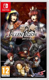 Cover Fallen Legion: Rise to Glory