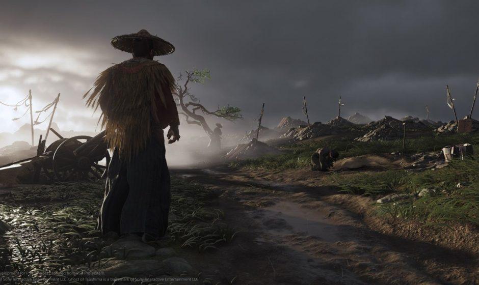 Le aspettative di Sucker Punch sull'open world di Ghost of Tsushima sono molto alte