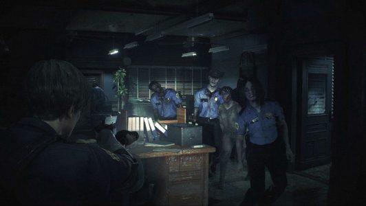 gameplay di Resident Evil 2