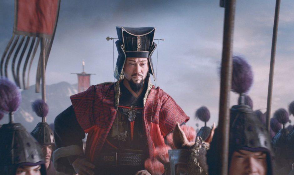 Total War: Three Kingdoms: trailer sui warlord