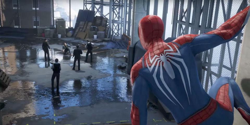 Spider-Man provato