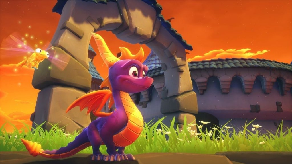 Spyro amore