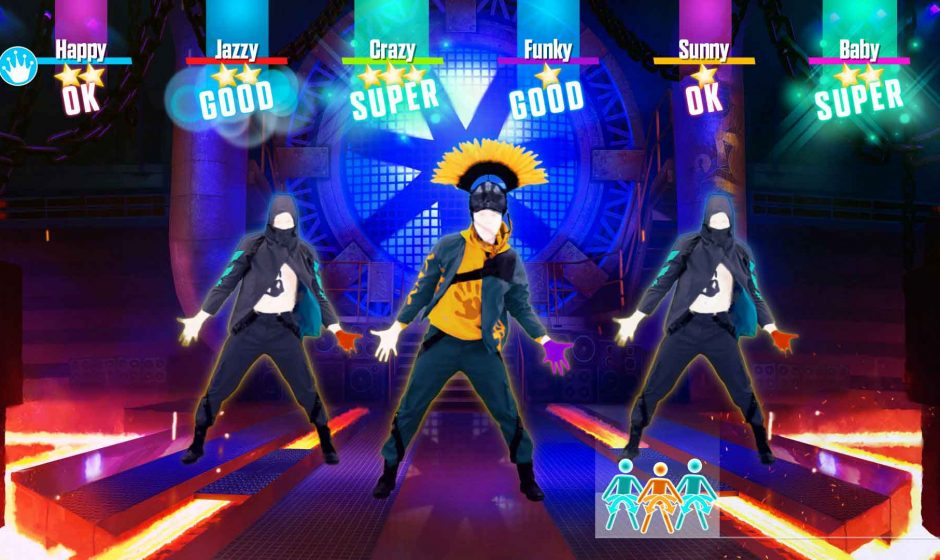 Ubisoft annuncia Just Dance 2019
