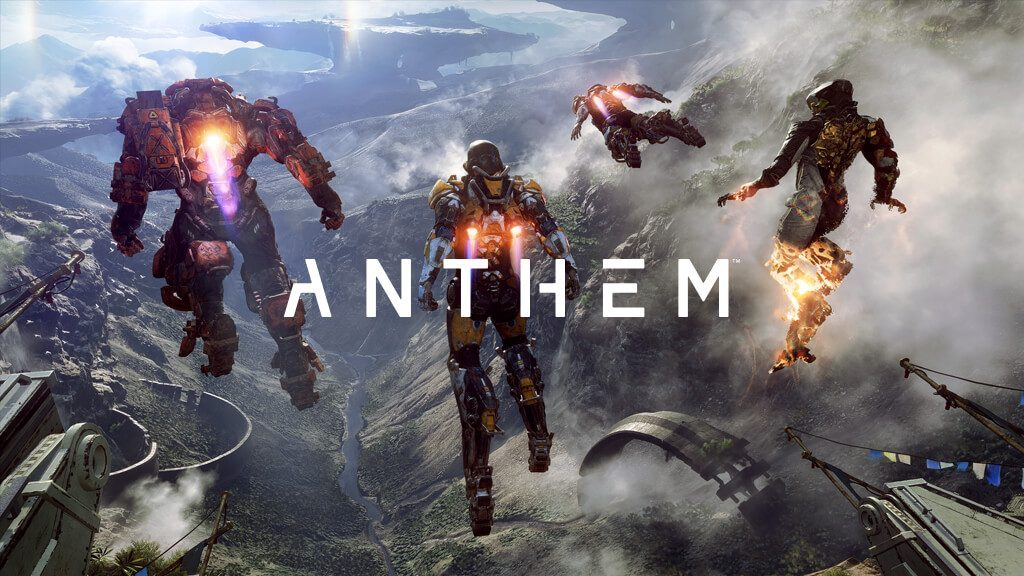 Anthem raggiunge la fase gold