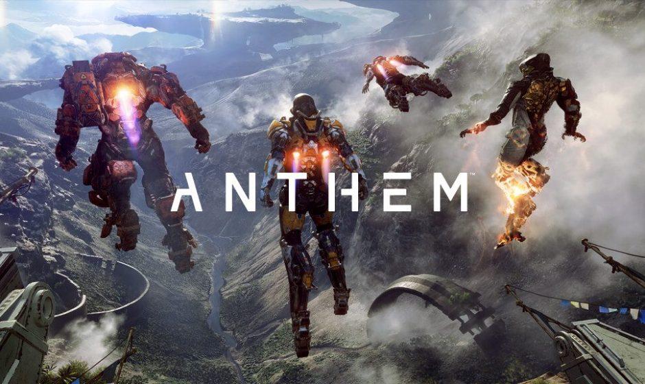 Anthem, annunciata la data di uscita