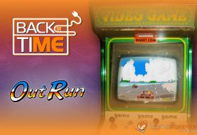 Back in Time - 3D Out Run