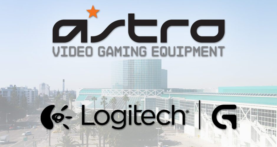 La Line-up di Logitech G e Astro Gaming all'E3 2018