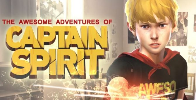 The Awesome Adventures of Captain Spirit - Recensione