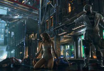 Cyberpunk 2077 è ancora allo stadio pre-alpha