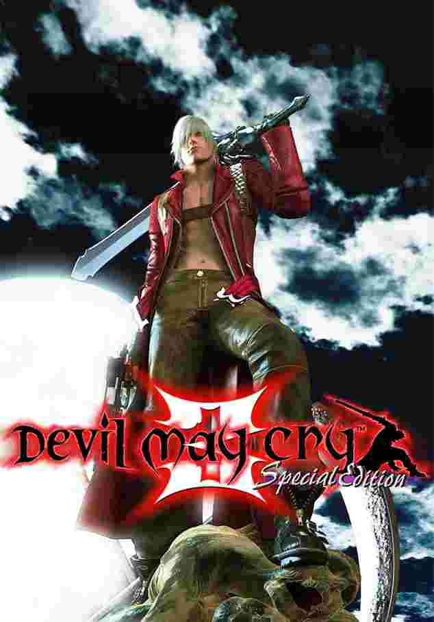 Cover Devil May Cry 3 – Special Edition