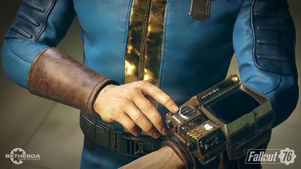 gameplay trailer per Fallout 76