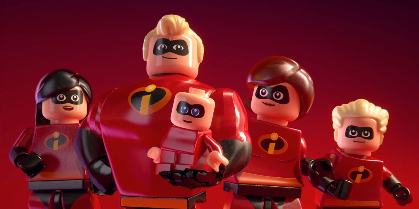 LEGO: Gli Incredibili – Recensione