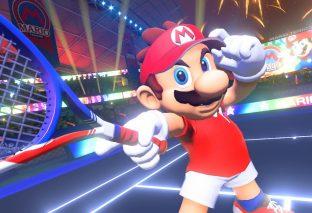 Mario Tennis Aces arriva in prima posizione in Giappone