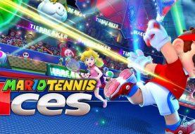 Mario Tennis Aces: torneo online prime del lancio