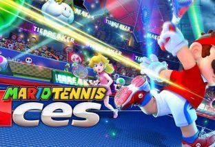 Mario Tennis Aces: ricompense per i piazzamenti nel torneo di Gennaio